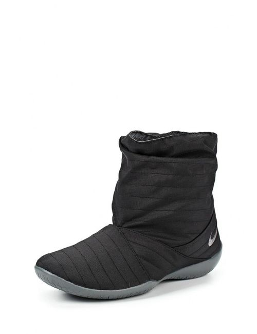 Nike | Женский Серый Комплект Полусапоги И Балетки