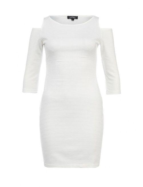 Zalora | Женское Белое Платье