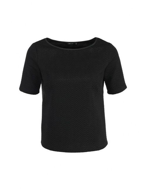 Incity | Женская Чёрная Блуза