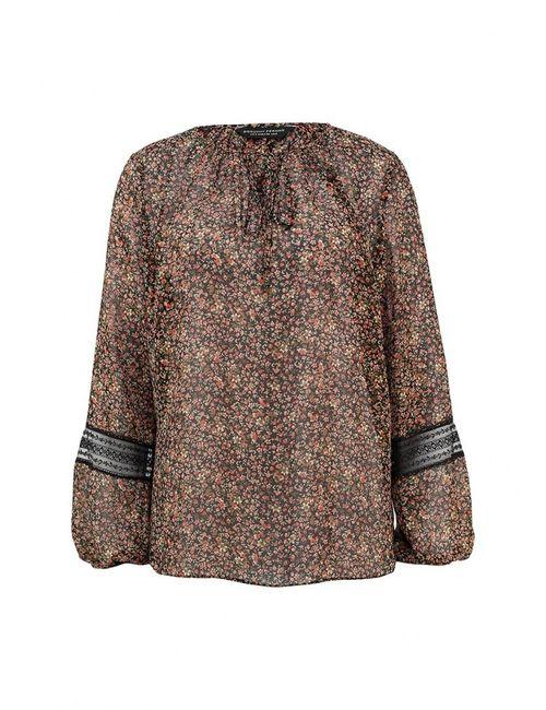 Dorothy Perkins | Женская Коричневая Блуза