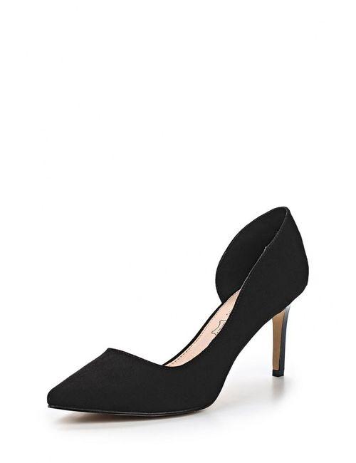 Buffalo London | Женские Чёрные Туфли