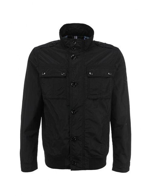 Tommy Hilfiger | Мужская Чёрная Куртка