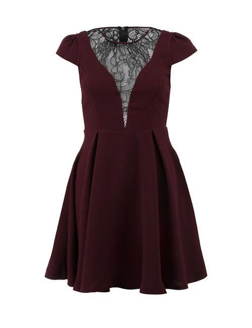 BCBGeneration   Женское Красное Платье
