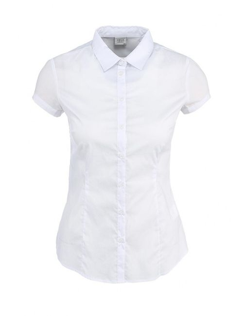 Sela   Женская Белая Блуза