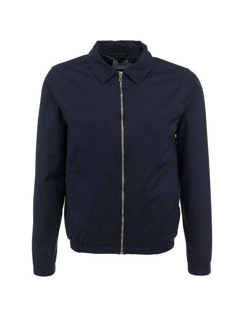Topman | Мужская Синяя Куртка