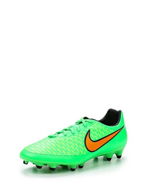 Nike | Мужские Зелёные Бутсы