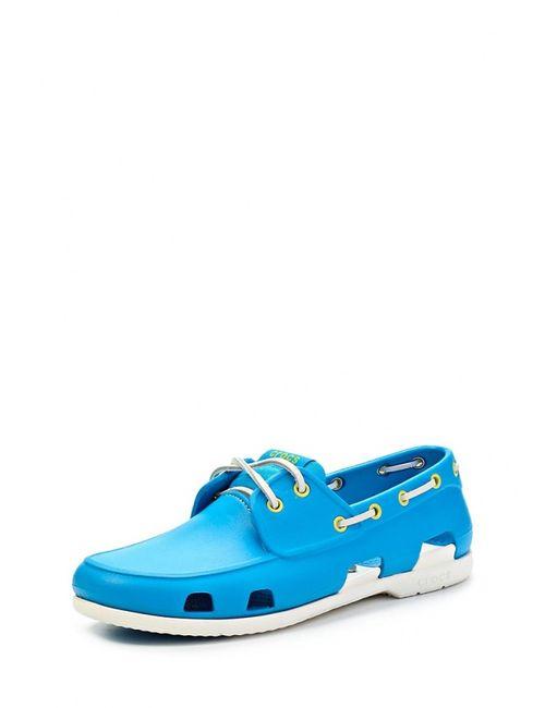 Crocs | Мужские Голубы Топсайдеры