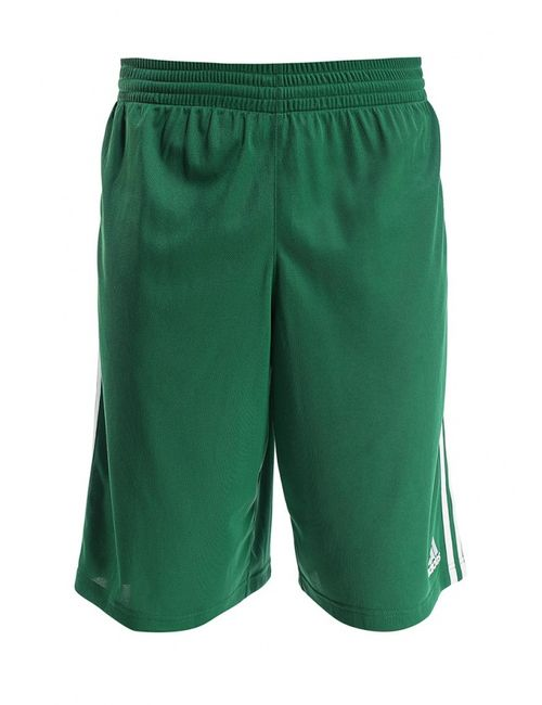adidas Performance   Мужские Зелёные Шорты Спортивные