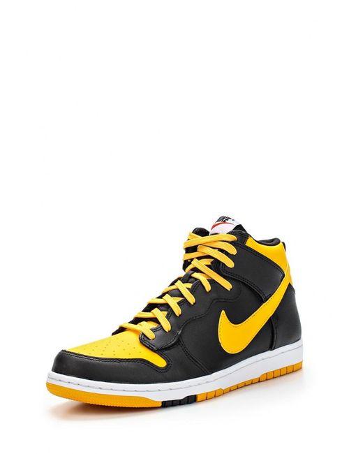 Nike | Мужские Многоцветные Кеды