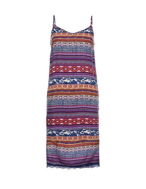 People | Женское Многоцветное Платье