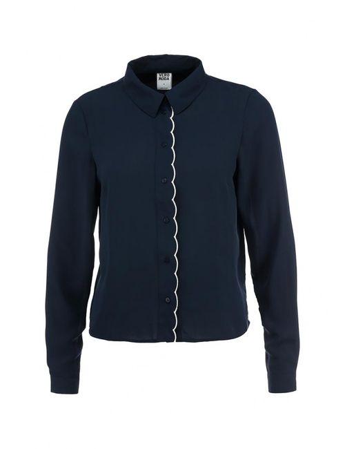 Vero Moda | Женская Синяя Блуза