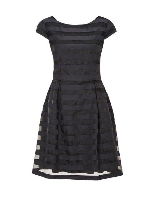 s.Oliver Premium | Женское Синее Платье
