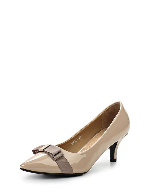 Moda-Emme | Женские Бежевые Туфли