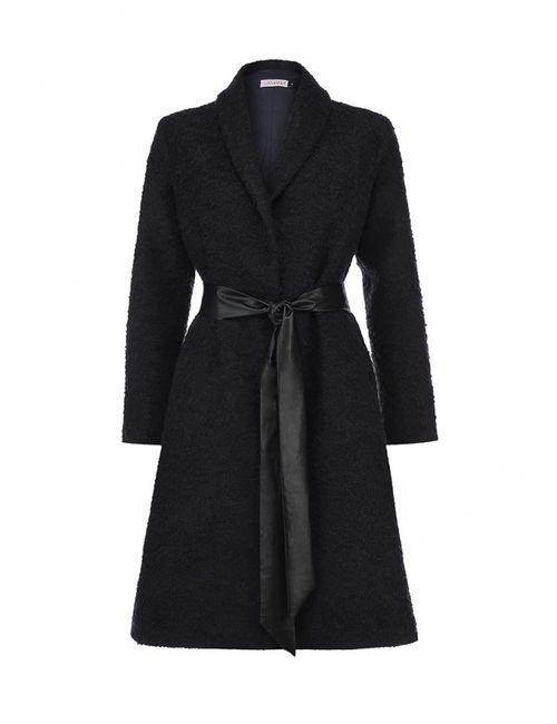 Lamania | Женское Синее Пальто
