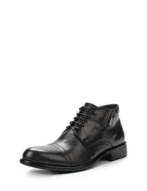 Patrol (Cornado) | Мужские Чёрные Ботинки