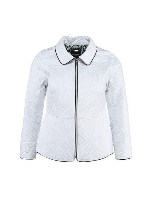 Lawine | Женская Белая Куртка Утепленная