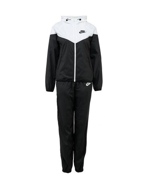 Nike | Мужской Чёрный Костюм Спортивный