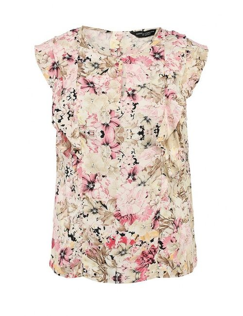 Dorothy Perkins | Женская Многоцветная Блуза