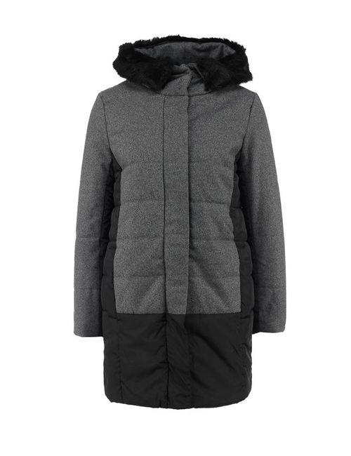 Concept Club | Женская Серая Куртка Утепленная