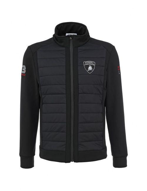 Automobili Lamborghini | Мужская Черный Куртка Утепленная