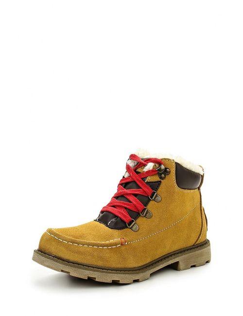 Roxy   Женские Жёлтые Ботинки