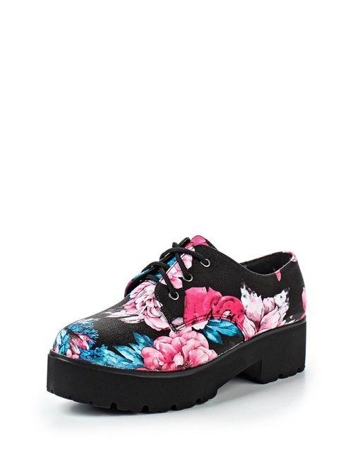 Ideal | Женские Чёрные Ботинки