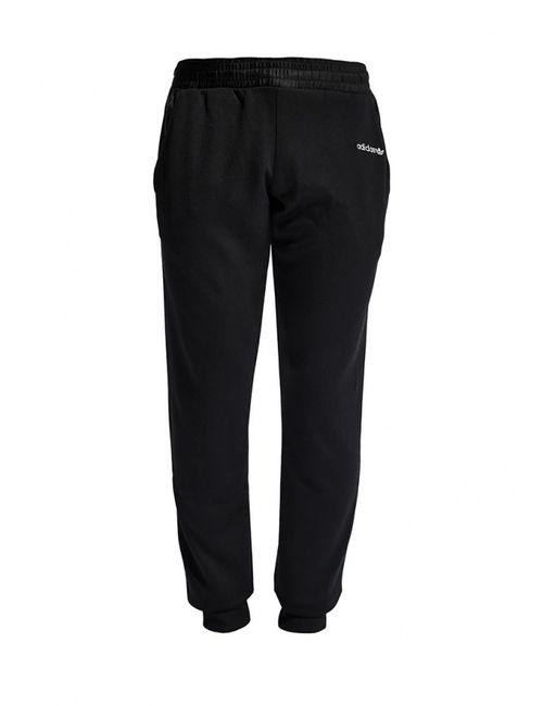 adidas Originals | Мужские Чёрные Брюки Спортивные