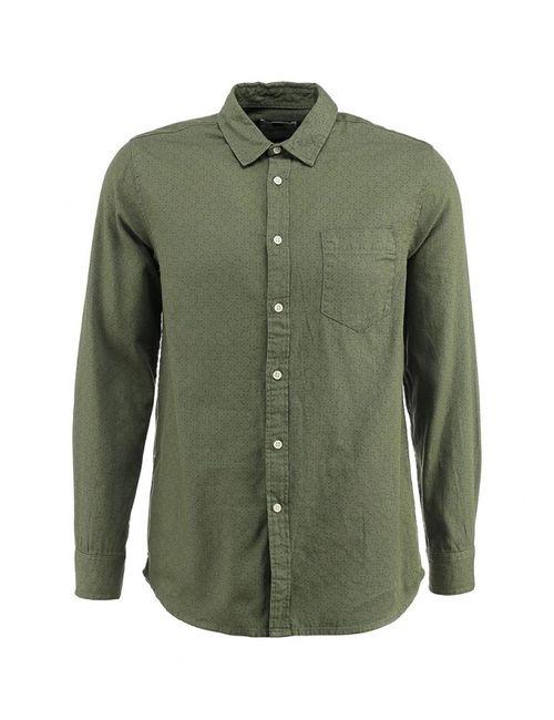 Topman | Мужская Хаки Рубашка