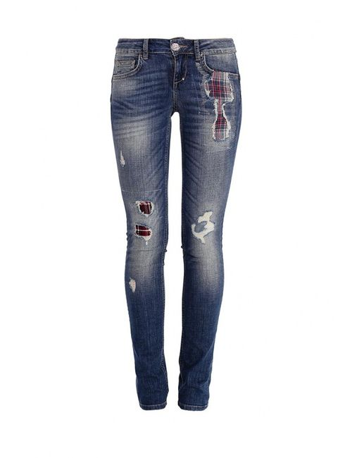Liu •Jo Jeans | Женские Синие Джинсы Liu Jo Jeans