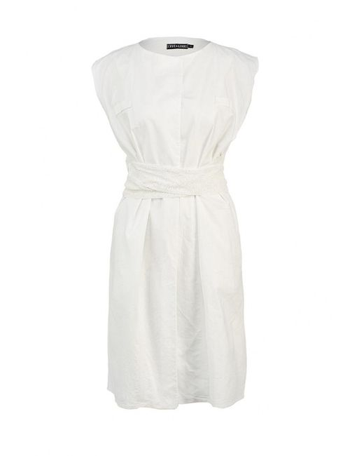 Love & Light | Женское Белое Платье