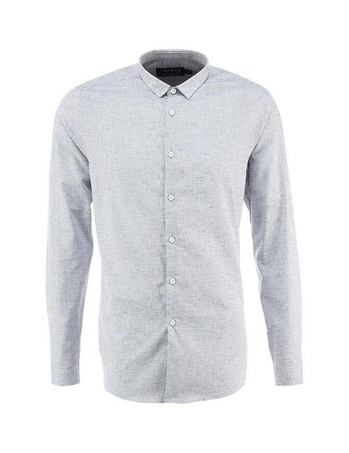 Topman | Мужская Серая Рубашка
