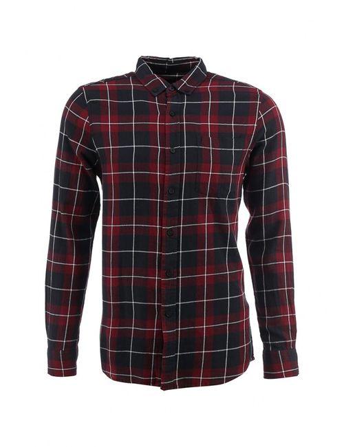 Topman | Мужская Красная Рубашка