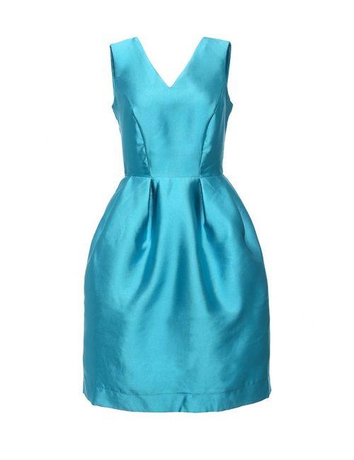 Concept Club | Женское Голубое Платье