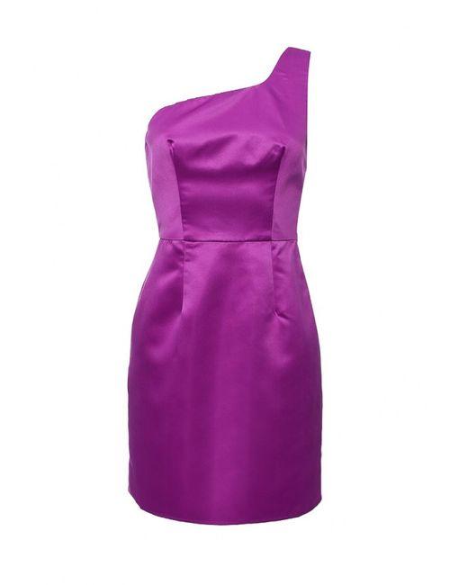 Lamania | Женское Фиолетовое Платье