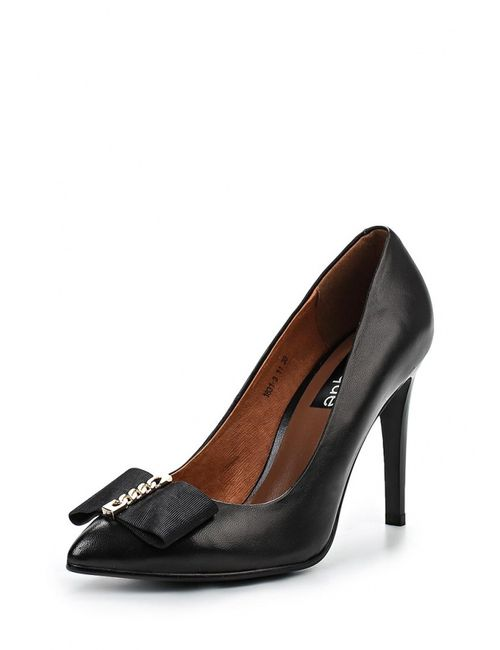 Burlesque | Женские Чёрные Туфли