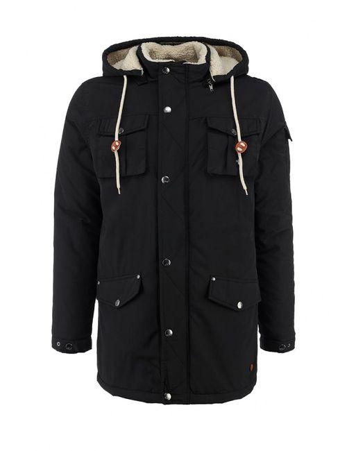 E-Bound | Мужская Чёрная Куртка Утепленная