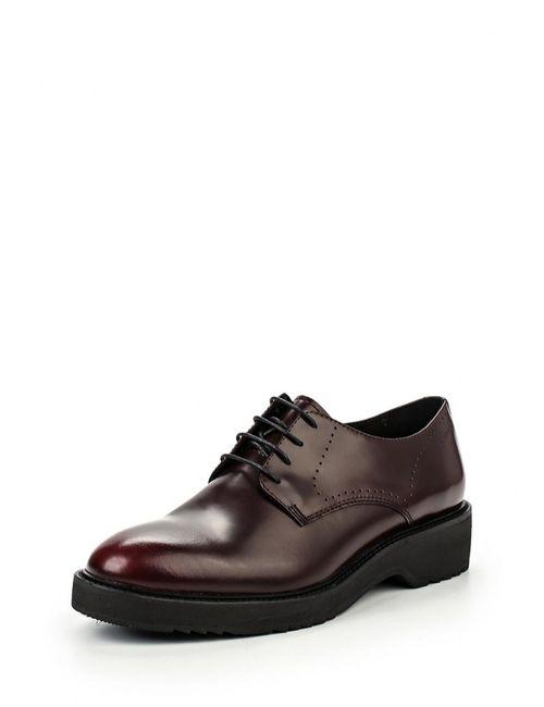 Vagabond | Женские Красные Ботинки
