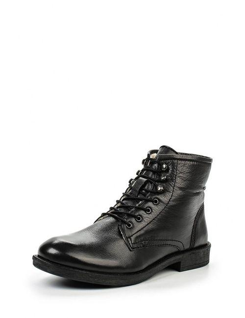 Velvet | Женские Чёрные Ботинки