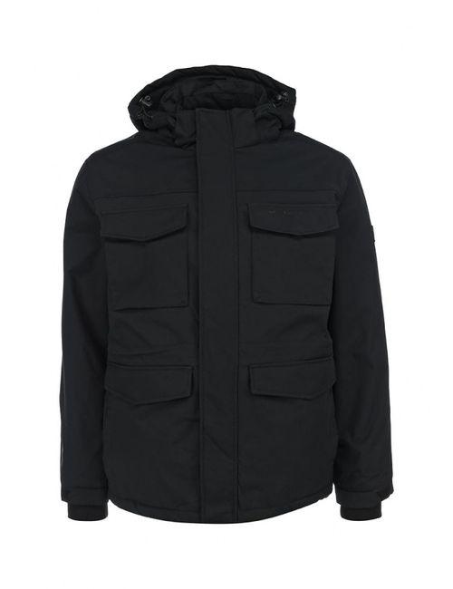 Caterpillar | Мужская Чёрная Куртка Утепленная