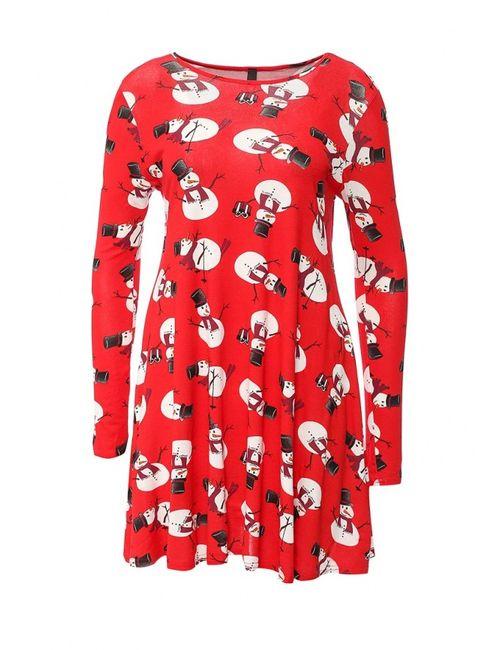 Influence   Женское Красное Платье