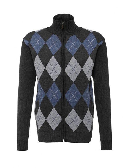 Blue Fashion | Мужская Многоцветная Олимпийка