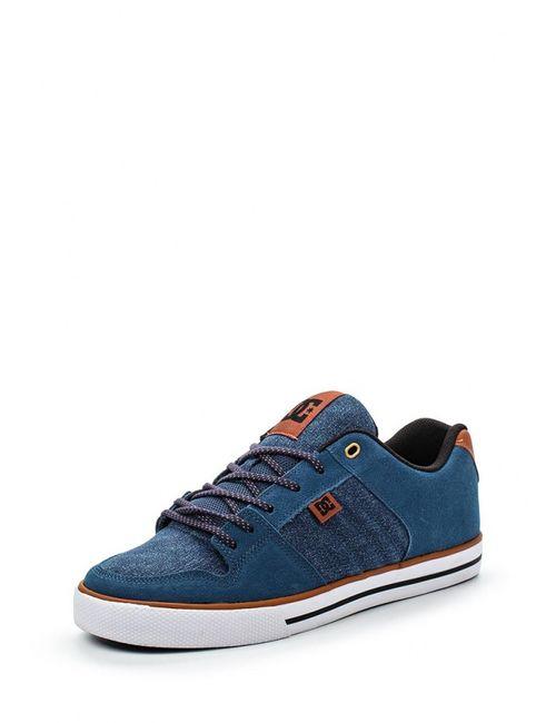 Dcshoes   Мужские Синие Кеды Dc Shoes