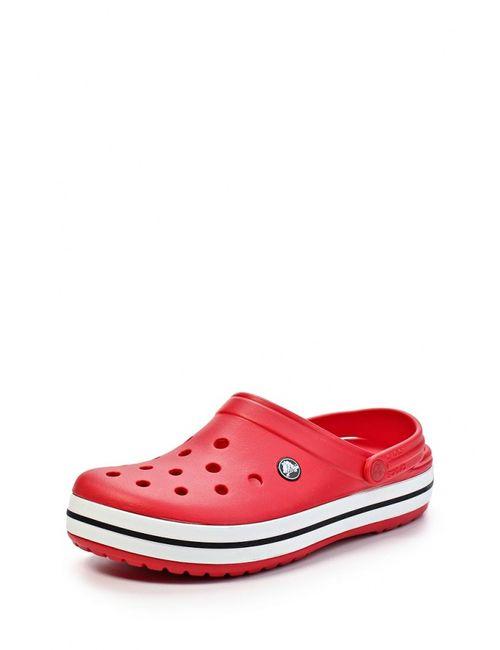 Crocs | Женское Красное Сабо