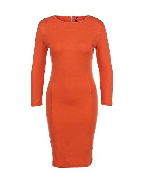 Savage | Женское Оранжевое Платье