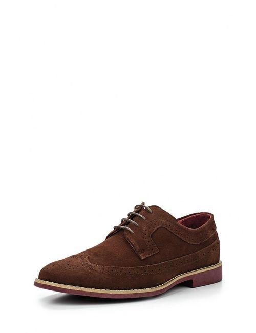 Ascot | Мужские Коричневые Туфли