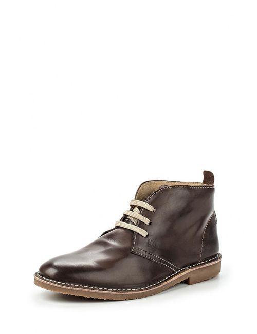 Beppi | Мужские Коричневые Ботинки