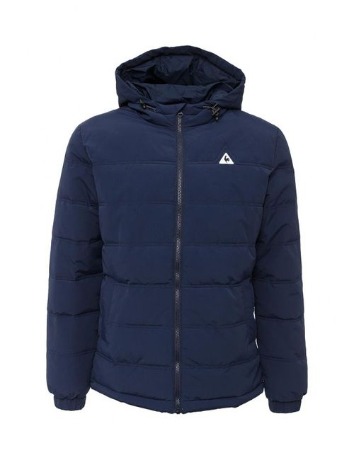 Le Coq Sportif | Мужская Синяя Куртка Утепленная