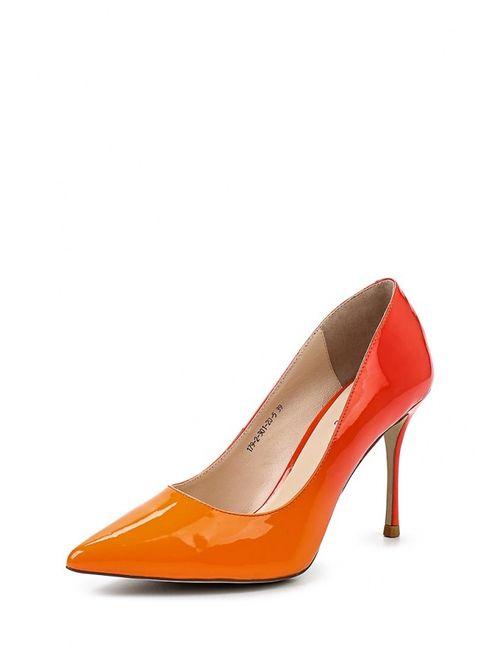Dali | Женские Оранжевые Туфли