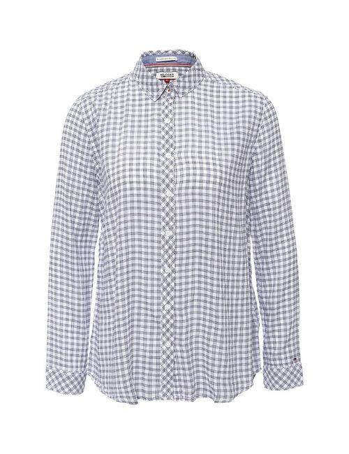Tommy Hilfiger Denim | Женская Белая Рубашка