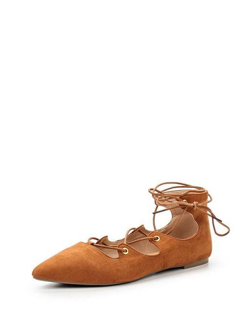 Dorothy Perkins | Женские Коричневые Туфли